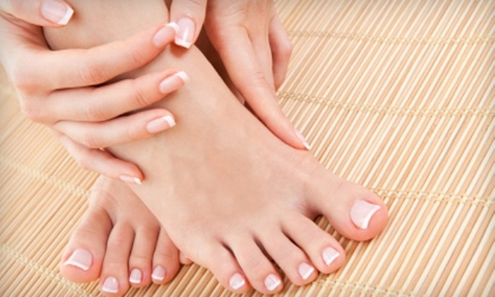 Kea Lani Skin Care and Boutique - Greensboro: $30 for a Classic Mani-Pedi ($60 Value) or $15 for a Bikini Wax ($35 Value) at Kea Lani Skin Care and Boutique in Greensboro