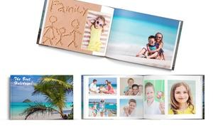 PrinterPix: Fotolibro personalizzato in copertina rigida A4 da 40 o 100 pagine con PrinterPix (sconto fino a 86%)