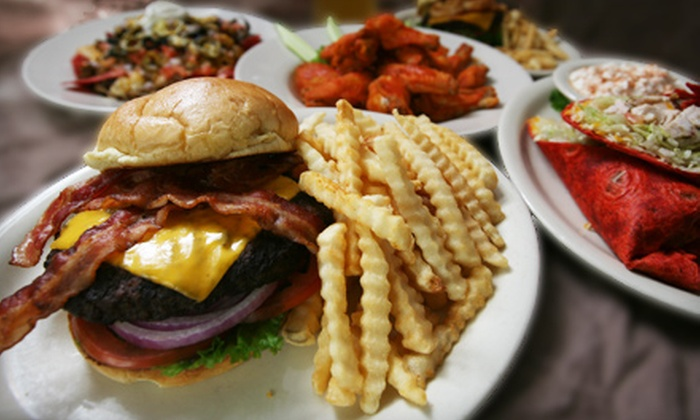 Big Red Restaurant & Sports Bar - Omaha: $8 for $16 Worth of Food and Drinks at Big Red Restaurant & Sports Bar