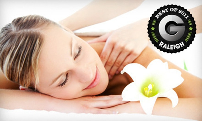 Stellar Spa Services - Knightdale: 30-Minute or 60-Minute Swedish Massage or Custom Facial at Stellar Spa Services in Knightdale (Up to 54% Off)