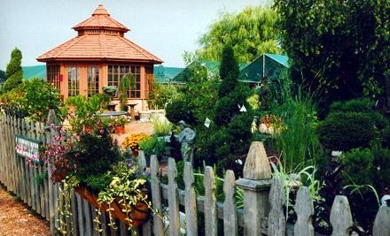 $30 Groupon to Garden Gate Nursery - Garden Gate Nursery  in Hartland