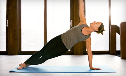 6-Class Yoga Package (a $98 value) - R Studio in Urbandale