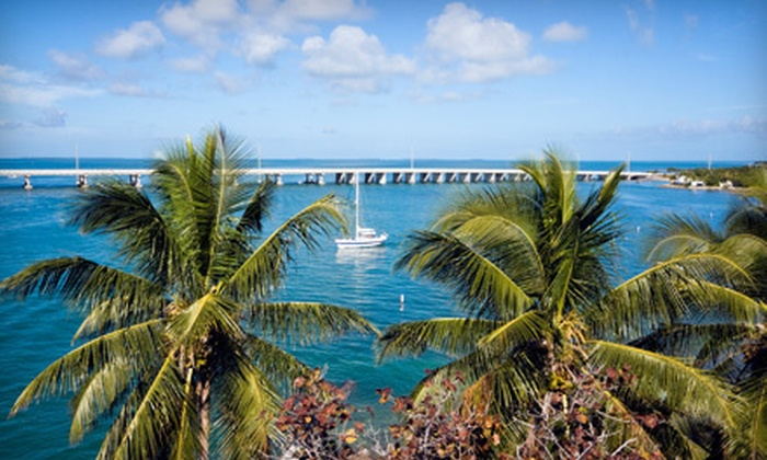Half Price Tour Tickets - City Center: Round-Trip Bus Tour from Miami to Key West with Optional Bus Tour of Miami from Half Price Tour Tickets (57% Off)