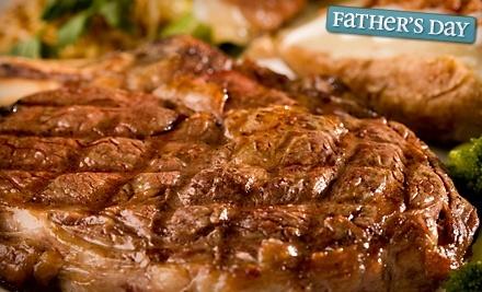 $60 Groupon to Joel's Front Yard Steak House - Joel's Front Yard Steak House in Verona