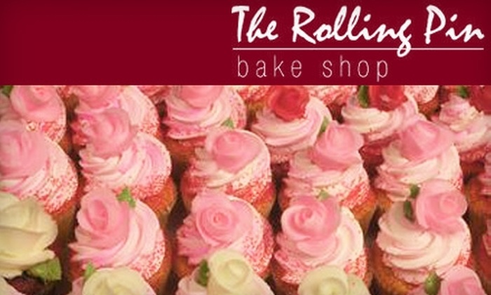 Rolling Pin Bake Shop - Huntington: $10 for $20 Worth of Baked Goods at Rolling Pin Bake Shop