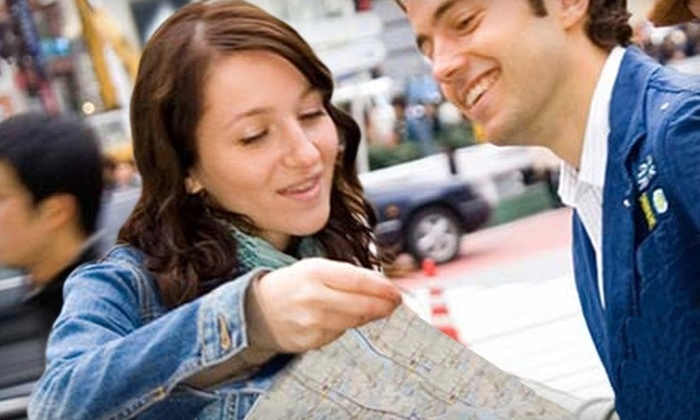 UrbanQuest: $11 for a City Scavenger Hunt from UrbanQuest ($22.59 Value)