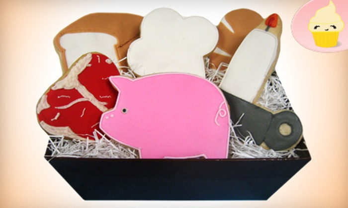 Cookie Cards - Palatine: Custom Cookie Cards, Cakes, and Specialty Cookies at Cookie Cards in Palatine
