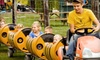 Clovermead - Aylmer: $17 for an Adventure Farm Family Admission Package for Four and Four Jars of Honey at Clovermead ($35.08 Value)