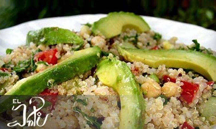 El Inti Peruvian Cuisine - Sandy: $10 for $20 Worth of South American Fare at El Inti Peruvian Cuisine