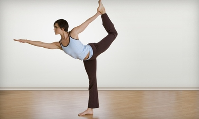 BodyInBalance - Williamstown: $20 for Four Drop-In Yoga and Fitness Classes at BodyInBalance ($40 Value)