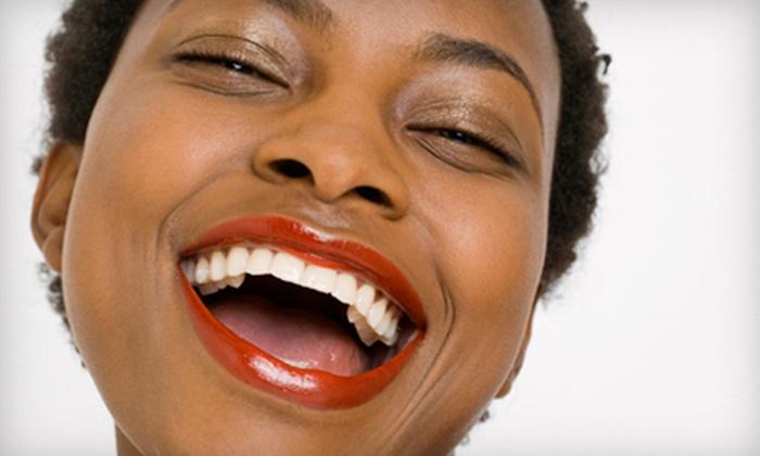 SplashTan & LaserSpa - Round Rock-Georgetown: $39 for Teeth Whitening at SplashTan & LaserSpa in Georgetown ($125 Value)