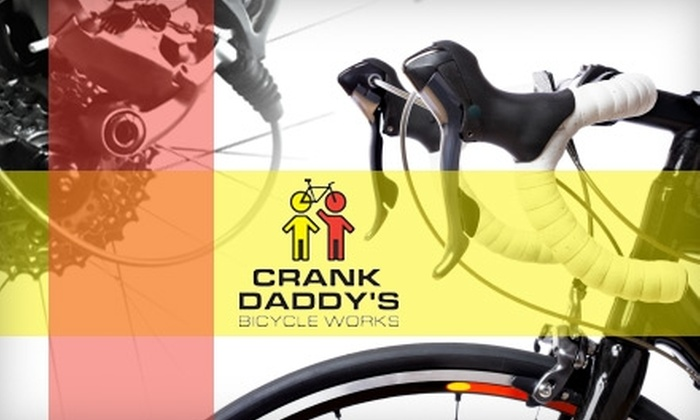 Crank Daddy's - Lower East Side: $39 for a Phat Daddy Bike Tune-Up from Crank Daddy's Bicycle Works ($80 Value)