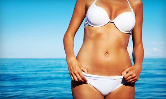 Tan2You - West Omaha: $15 for a Spray-Tan Package with Pre- and Post-Tan Sprays at Tan2You ($30 Value)