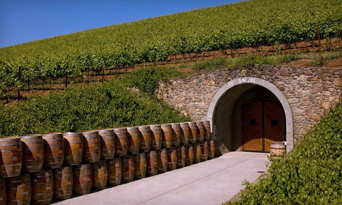 Wine-Country Tour  - Geyserville: Four-Day, Three-Night Wine-Country Vacation with Hotel, Winery Tour, and Wine Pairing from Authentic Wine Country