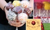 Mind Over Batter - Phoenix: $36 for a Bouquet of a Dozen Cake Pops from Mind Over Batter (Up to $72 Value)