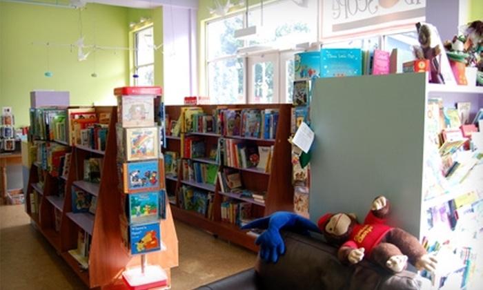 Kaleidoscope Kids' Books - Ottawa: $10 for $20 Worth of Kids' Books at Kaleidoscope Kids' Books
