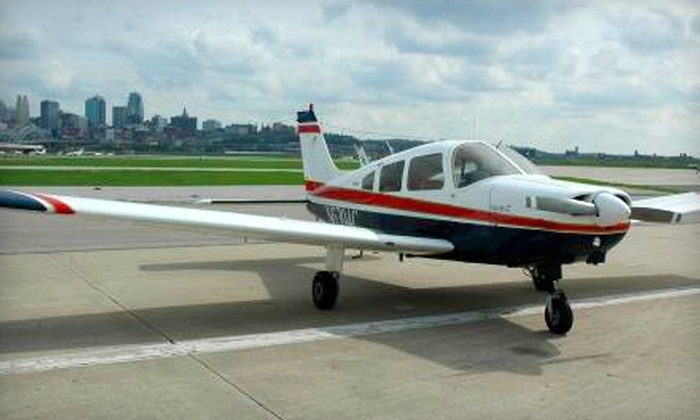 ATD Flight Systems - Kansas City: $49 for Introductory Flight Lesson and Simulator Experience at ATD Flight Systems