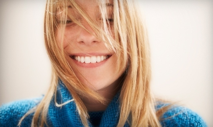 Lindenwoods Dental - Westwood: $70 for an Oral Exam and Boost! Whitening Treatment at Lindenwoods Dental ($270 Value)