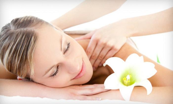 Rain Organic Spa - Pacific Grove: 60-Minute Therapeutic Massage or a 90-Minute Deep-Tissue Massage at Rain Organic Spa (Up to 53% Off)