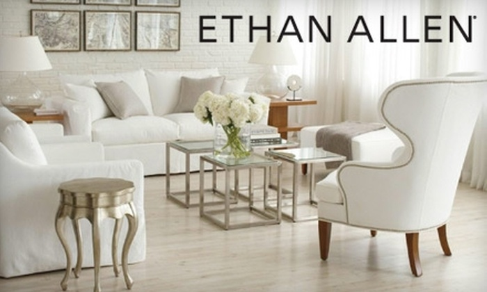 Ethan Allen - Plaistow: $99 for $300 Worth of Custom Furniture, Accessories, Fabric, and More at Ethan Allen