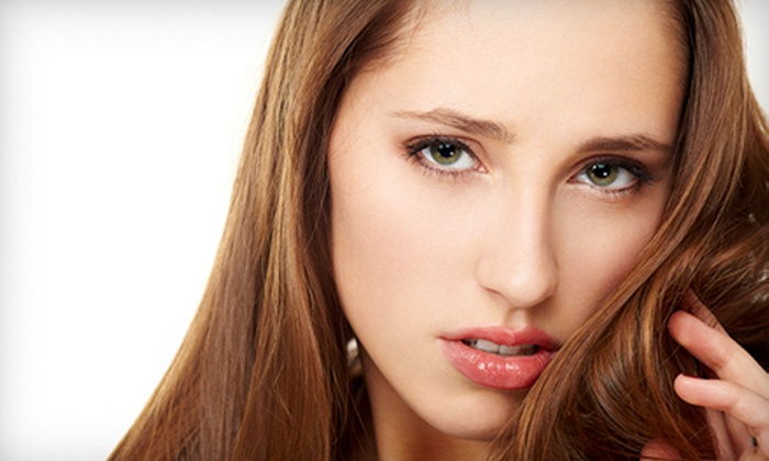 Old Towne Hair Design & Colour Studio - Chesterfield Place Condominiums: $149 for a Brazilian Blowout Zero Hair Treatment at Old Towne Hair Design & Colour Studio in Leesburg ($350 Value)
