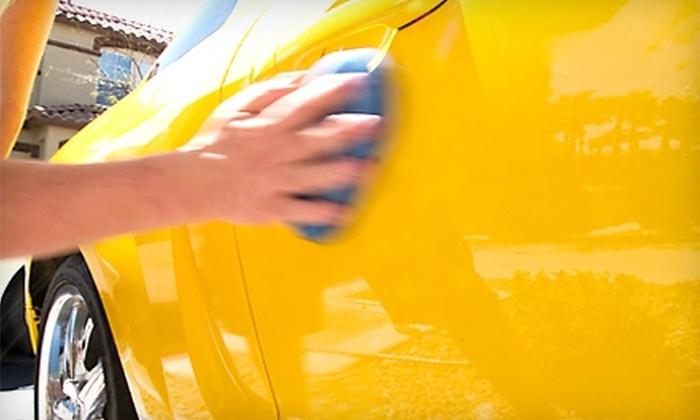 AutoSpa Express Car Wash - Midvale: $25 for Five Ultimate Washes at AutoSpa Express Car Wash in Midvale ($50 Value)