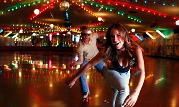 Skatin Place - St. Cloud: $6 for Two Adult Admissions and Skate Rentals at Skatin Place in St. Cloud (Up to $13 Value)