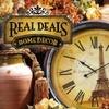 52% Off at Real Deals Home Décor