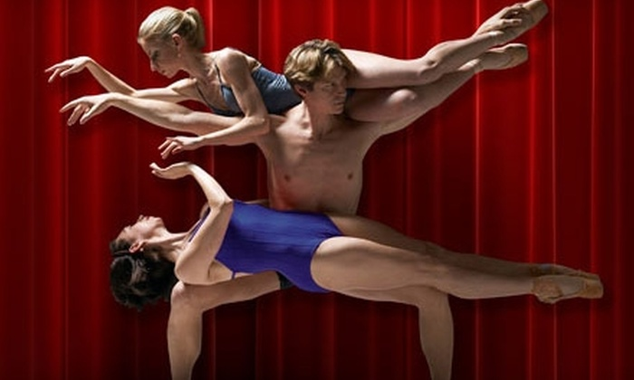 "Ballet Victoria - Downtown: $22 for Two Tickets to ""Ballet Victoria: Emotion in Dance"" ($44 Value)"