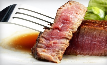 $40 Groupon to Bloomfield Steak & Seafood House - Bloomfield Steak & Seafood House in Bloomfield