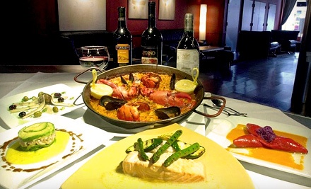 $60 Groupon for Dinner at Divino Lounge & Restaurant - Divino Lounge & Restaurant in Bethesda