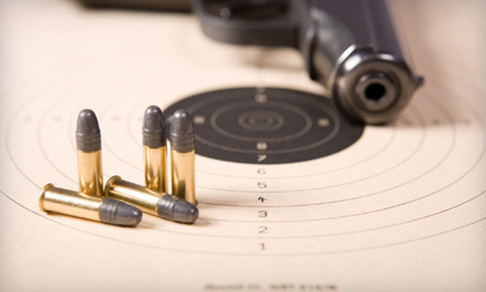 Safe Firearm Training - Fort Worth: Shooting-Range Package for One or Two at Safe Firearm Training in Fort Worth (Up to 54% Off)