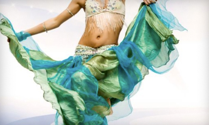 Star Belly School of Dance - Depot Bench: Two-Hour Belly-Dance Workshop for Two or 12-Week Belly-Dance Course at Star Belly School of Dance (Up to 64% Off)