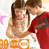 Up to 75% Off at Gymboree Play & Music