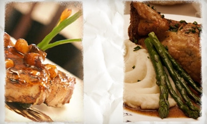 Taix - Echo Park: $20 for $40 Worth of French Cuisine at Taix