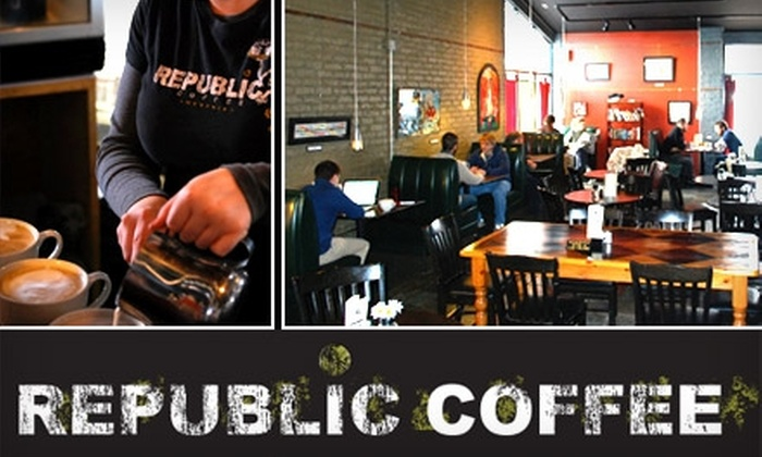 Republic Coffee - Masjid Al-Noor Housing Development Corp: $15 for $35 Worth of Breakfast, Brunch, and Coffee at Republic Coffee