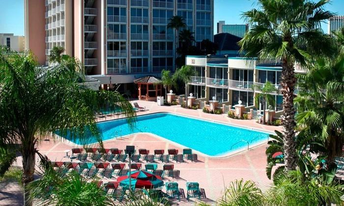 Upscale Hotel In Heart Of Disney Theme Park Resort
