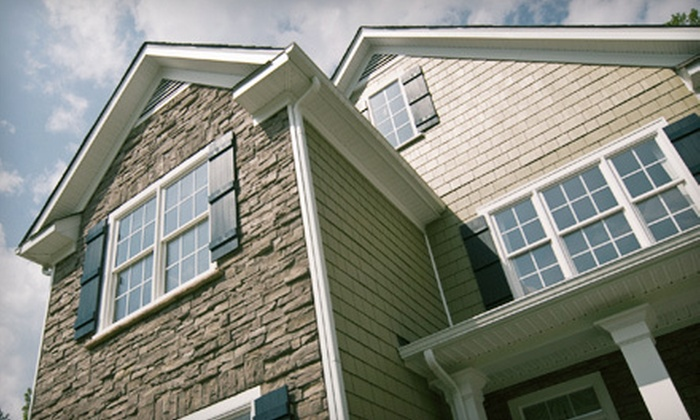 Window Genie - North Jersey: Window or Gutter Cleaning from Window Genie (Up to 57% Off). Two Options Available.