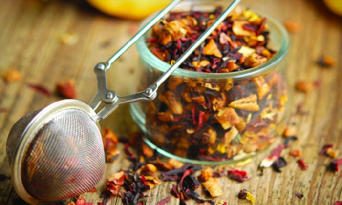 Tea District: $15 for $30 Worth of Premium Teas and Accessories from Tea District