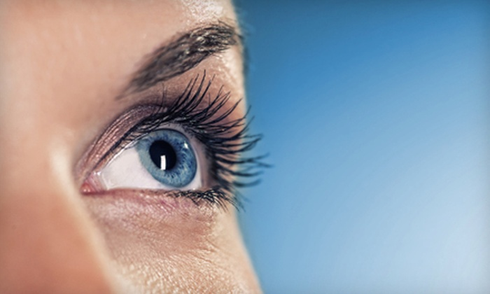 Modern Elegance Salon and Spa - Central Oklahoma City: $89 for a Full Set of Eyelash Extensions at Modern Elegance Salon and Spa ($200 Value)