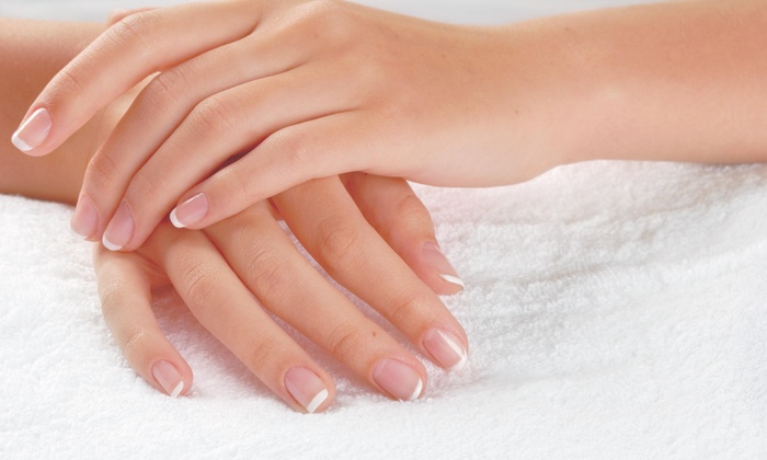 Capelli Hair and Nails - Murray: A Spa Manicure from Capelli Hair and Nails (30% Off)