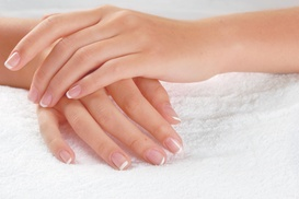 Capelli Hair and Nails: A Spa Manicure from Capelli Hair and Nails (30% Off)