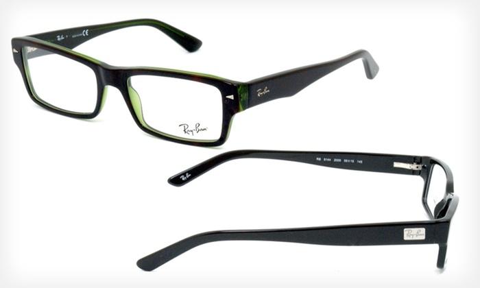 Ray Ban Prescription Glasses   Groupon Goods