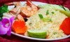 Thai Town - Spenard: Thai Cuisine for Two or Four at Thai Town (Up to 52% Off)