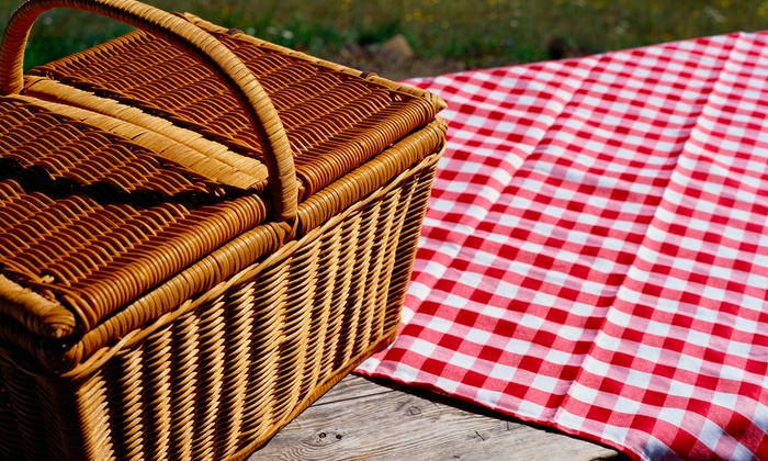 Miracle Valley Vineyard - Delaplane: Picnic, Winery Tour, Glasses, and Gift-Shop Credit for Two or Four at Miracle Valley Vineyard (Up to 55% Off)