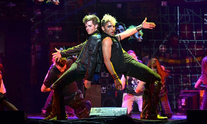 "Green Day's American Idiot - Hershey Theatre: $30 to See Green Day's ""American Idiot"" Musical at Hershey Theatre (Up to $68.25 Value). Three Showtimes Available."