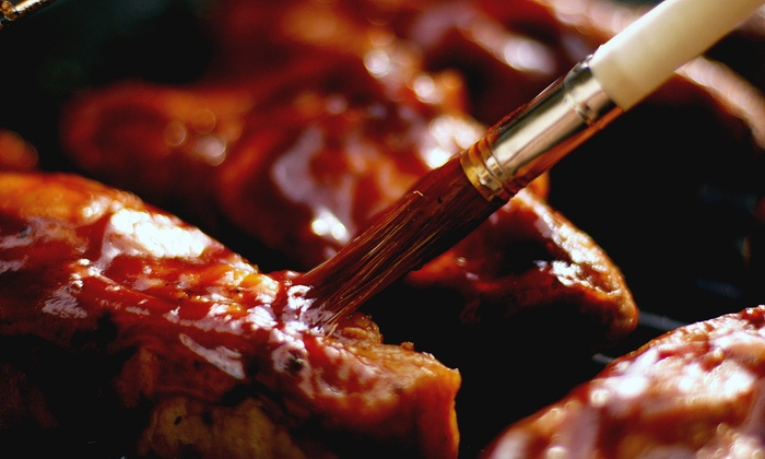 The Rib Trader - Orange: American Cuisine for Dinner or Lunch at The Rib Trader (Up to 40% Off)