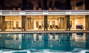 Half-Day Spa and Gym Access