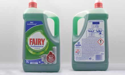 Set di 2 detersivi Fairy 5L