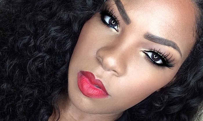 Spectrum Cosmetics - Elk Grove: Makeup Application from Sp3ctrum Makeup & Brow Bar (52% Off)